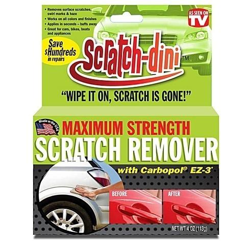 Solutie anti zgarieturi auto Scratch-Dini