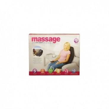 Suport masaj cu perna de aer si incalzire