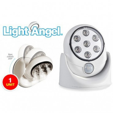 Bec fara fir Light Angel cu LED 1+1