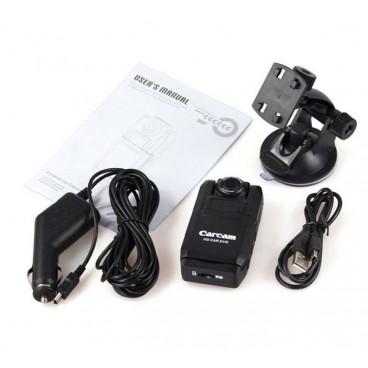 Camera video auto Night Vision lentila rotativa Carcam HD