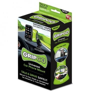 Suport auto telefon mobil si GPS Grip GO