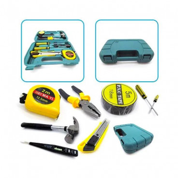 Trusa scule 9 piese Home Tools